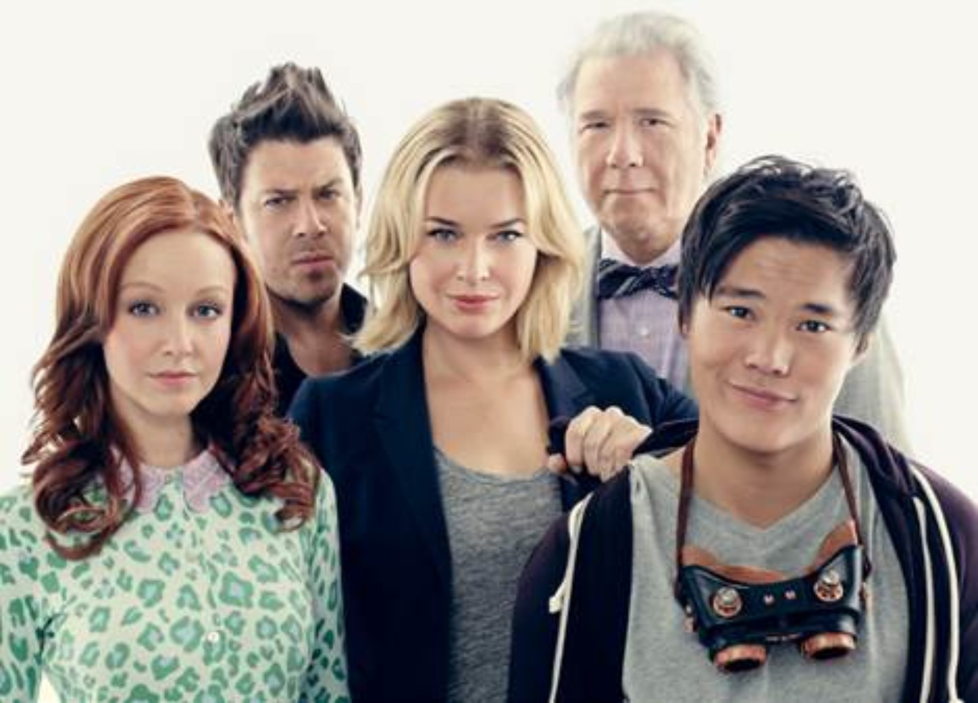 THE LIBRARIANS EN UNIVERSAL CHANNEL