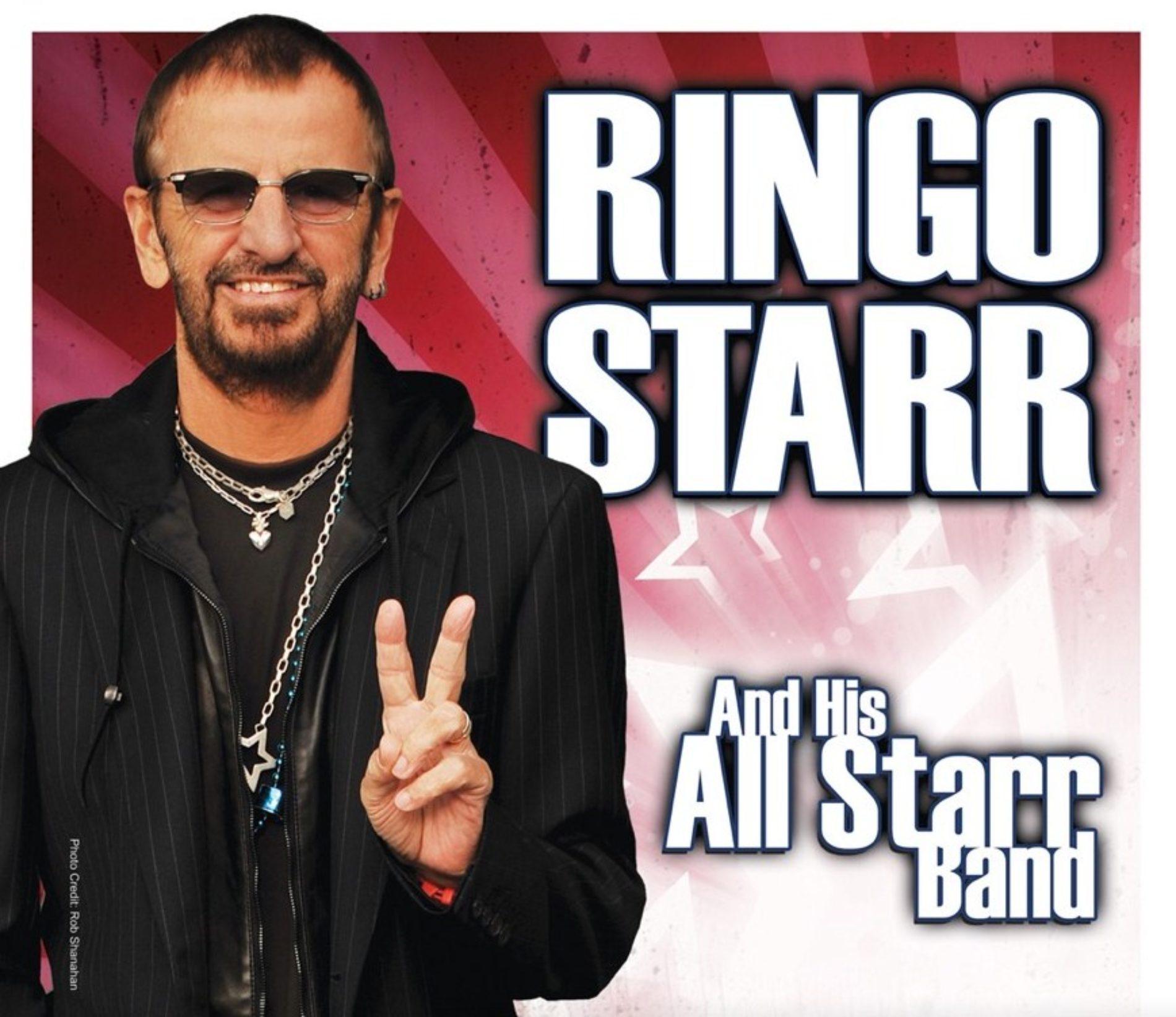 RINGO STARR, LA LEYENDA EN BOGOTÁ