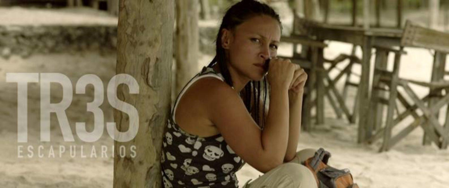 PREMIO A ISABEL JIMÉNEZ EN EL COLOMBIAN FILM FESTIVAL DE NY