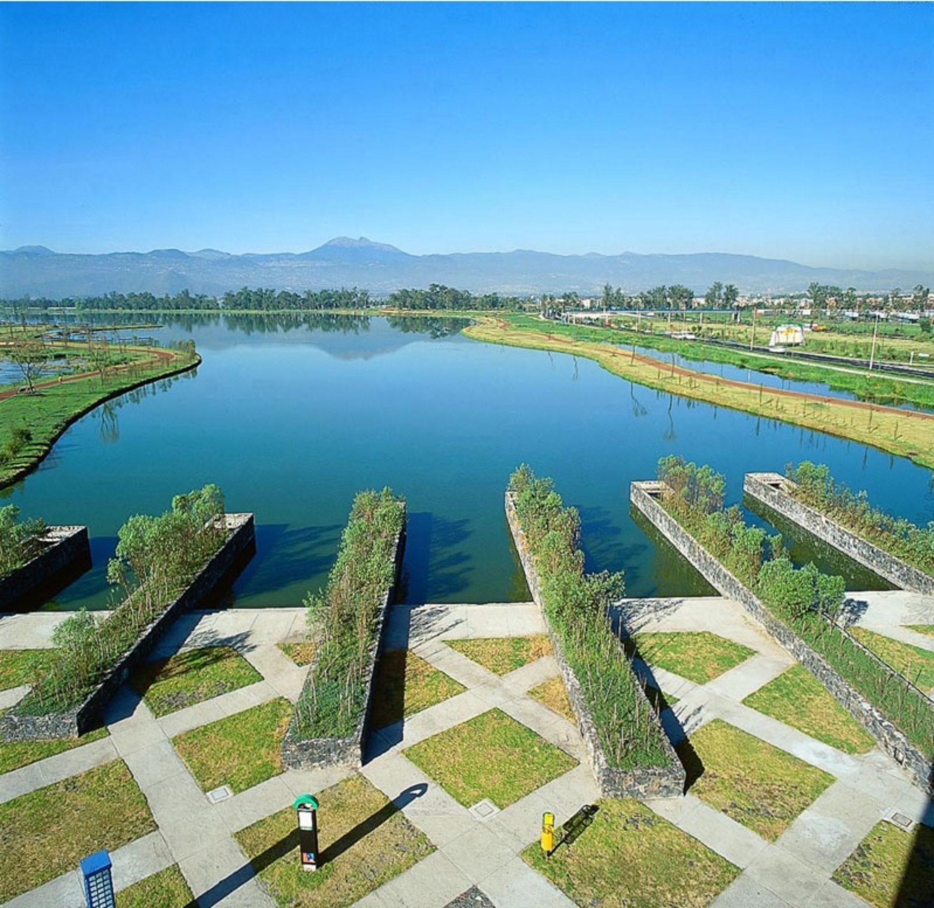 Un mexicano recibe el premio mundial más importante en arquitectura del paisaje