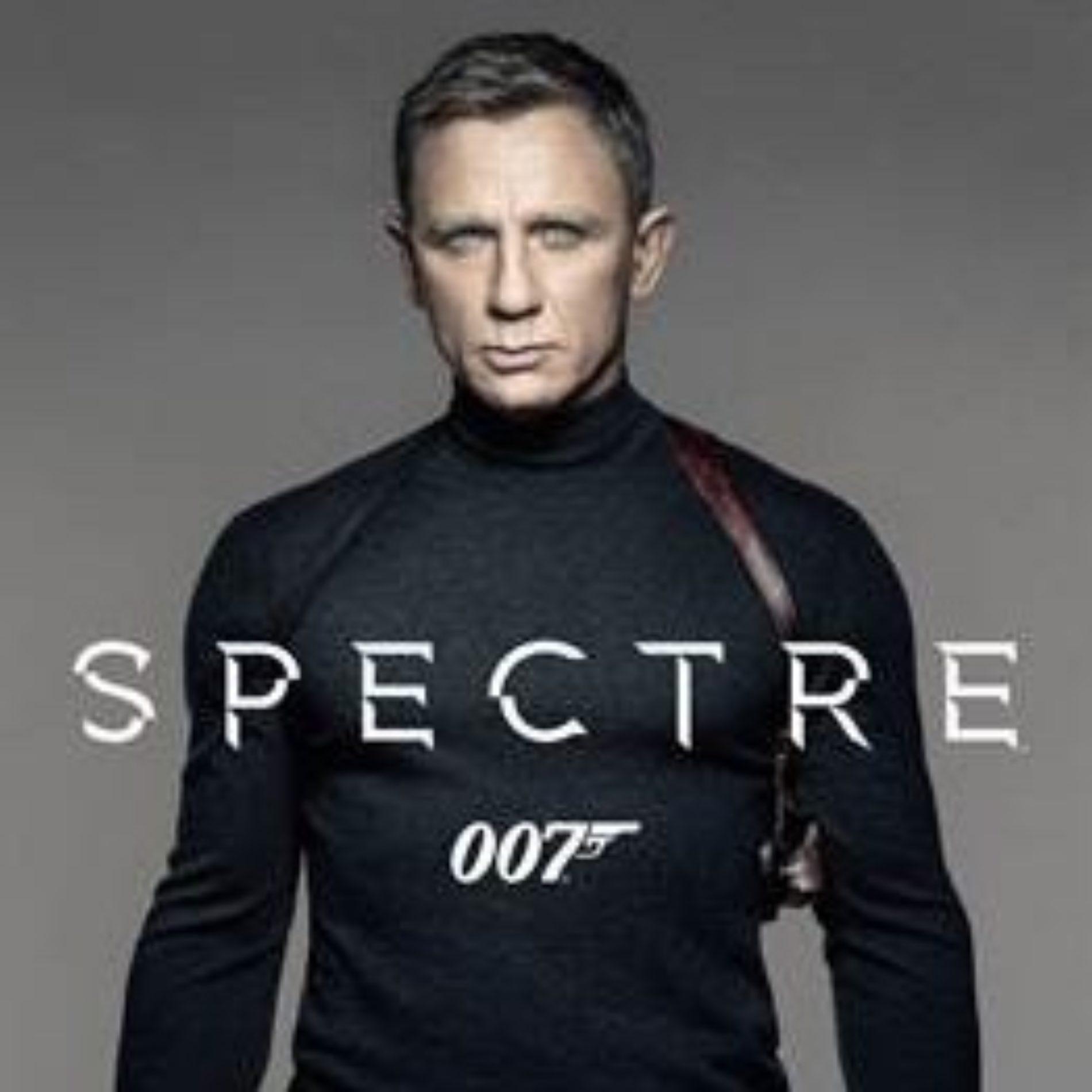 OTRO ADELANTO DE 007 SPECTRE