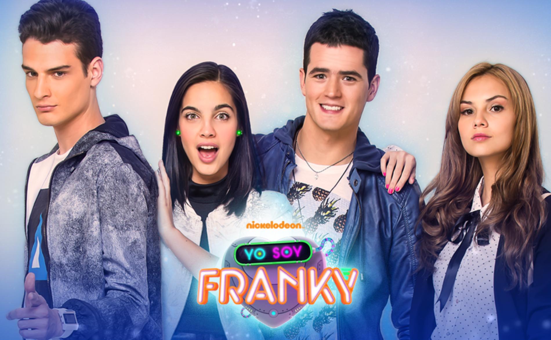 """YO SOY FRANKY"" EN NICKELODEON LATINOAMÉRICA"