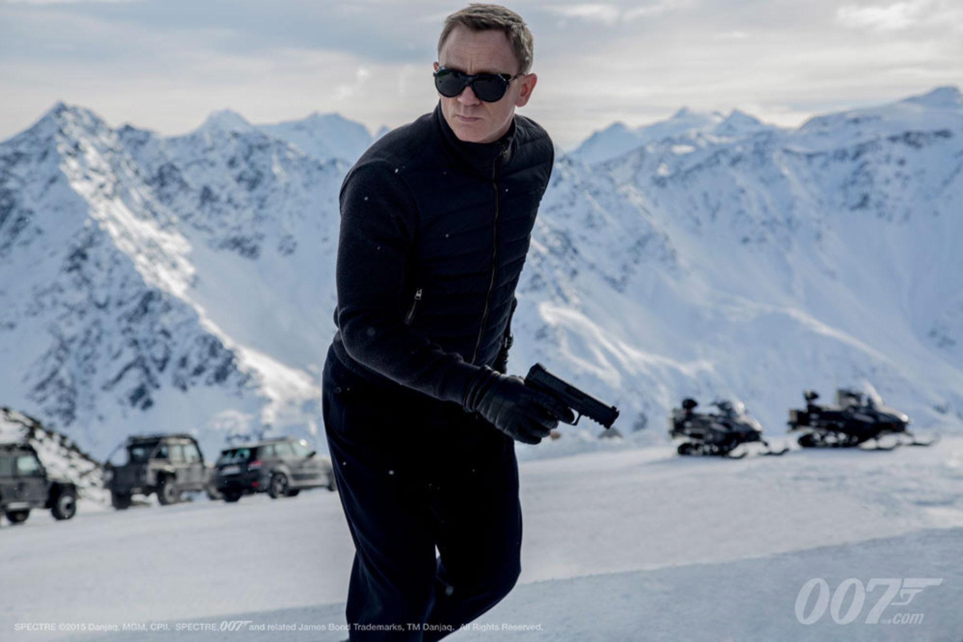 007 SPECTRE, RÉCORD DE TAQUILLA EN TODOS LOS TIEMPOS