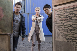 The Librarians - 201 - And The Hollow Men