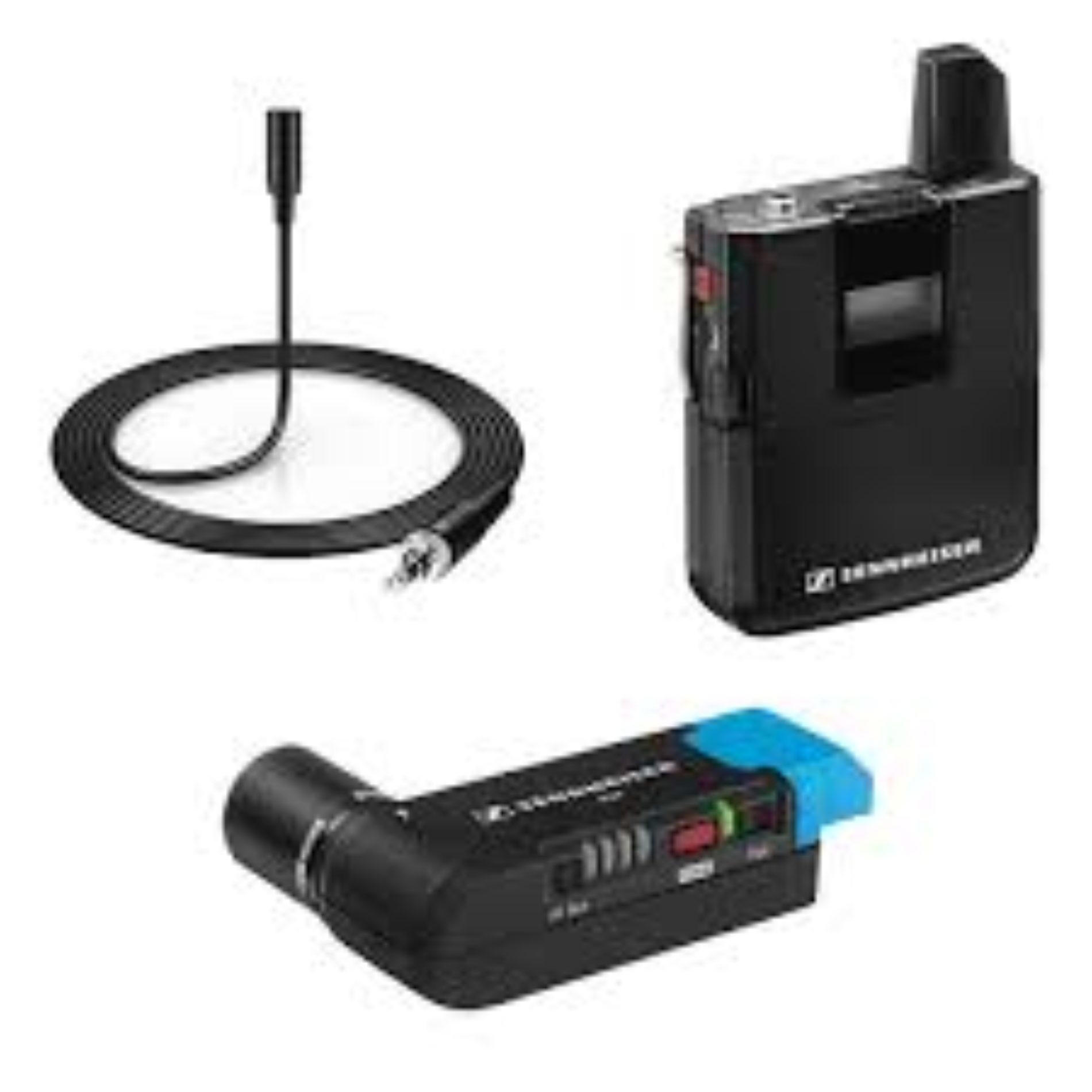 Sennheiser y su micrófono para videógrafos