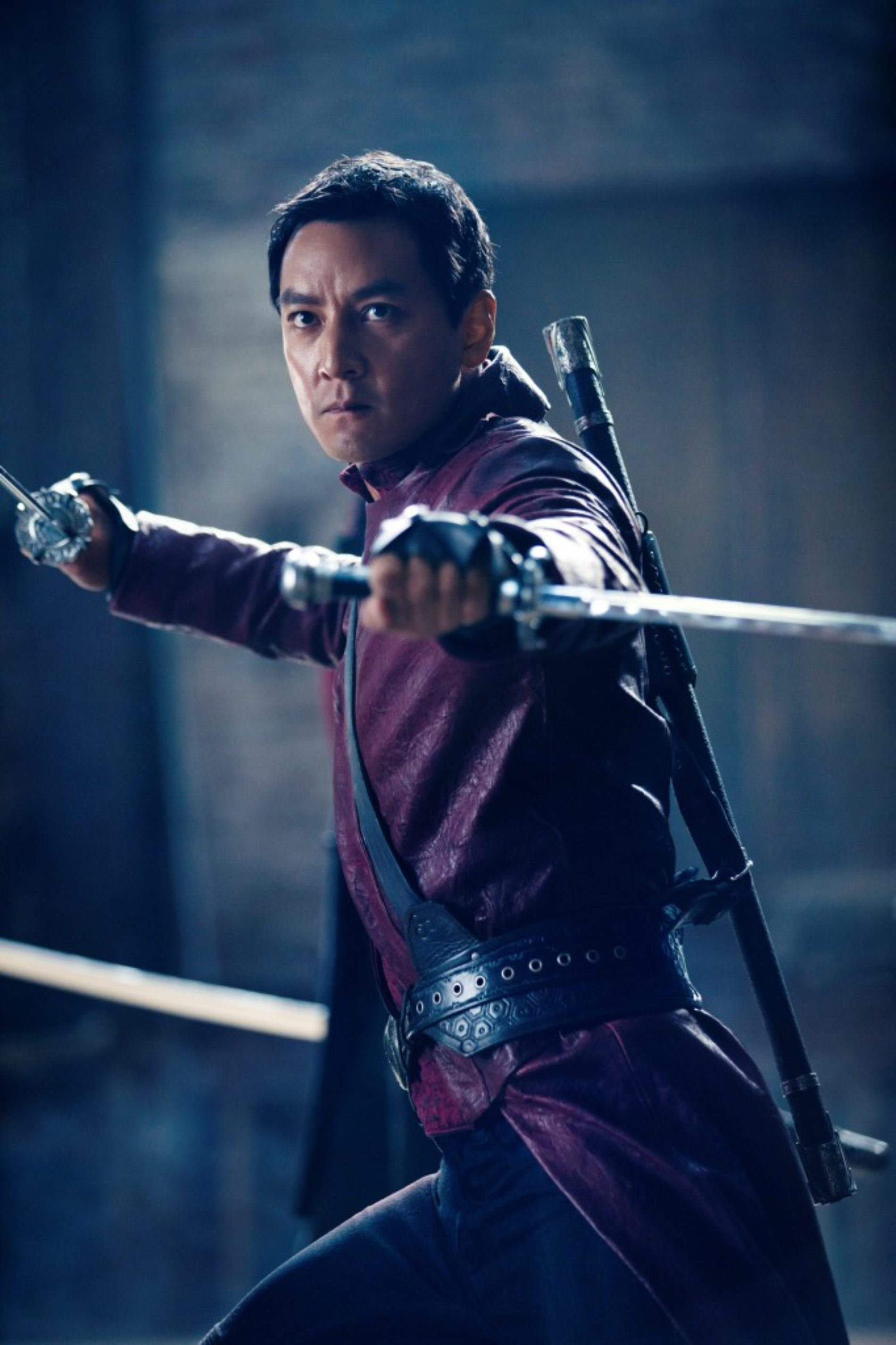 """INTO THE BADLANDS"", SÚPER ESTRENO GLOBAL"