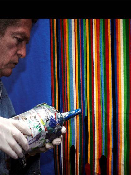 Hervé Half y los colores de Suramérica