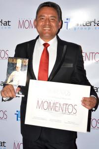 Chef Jorge Enrique Martínez (Foto Santhos Moreno).