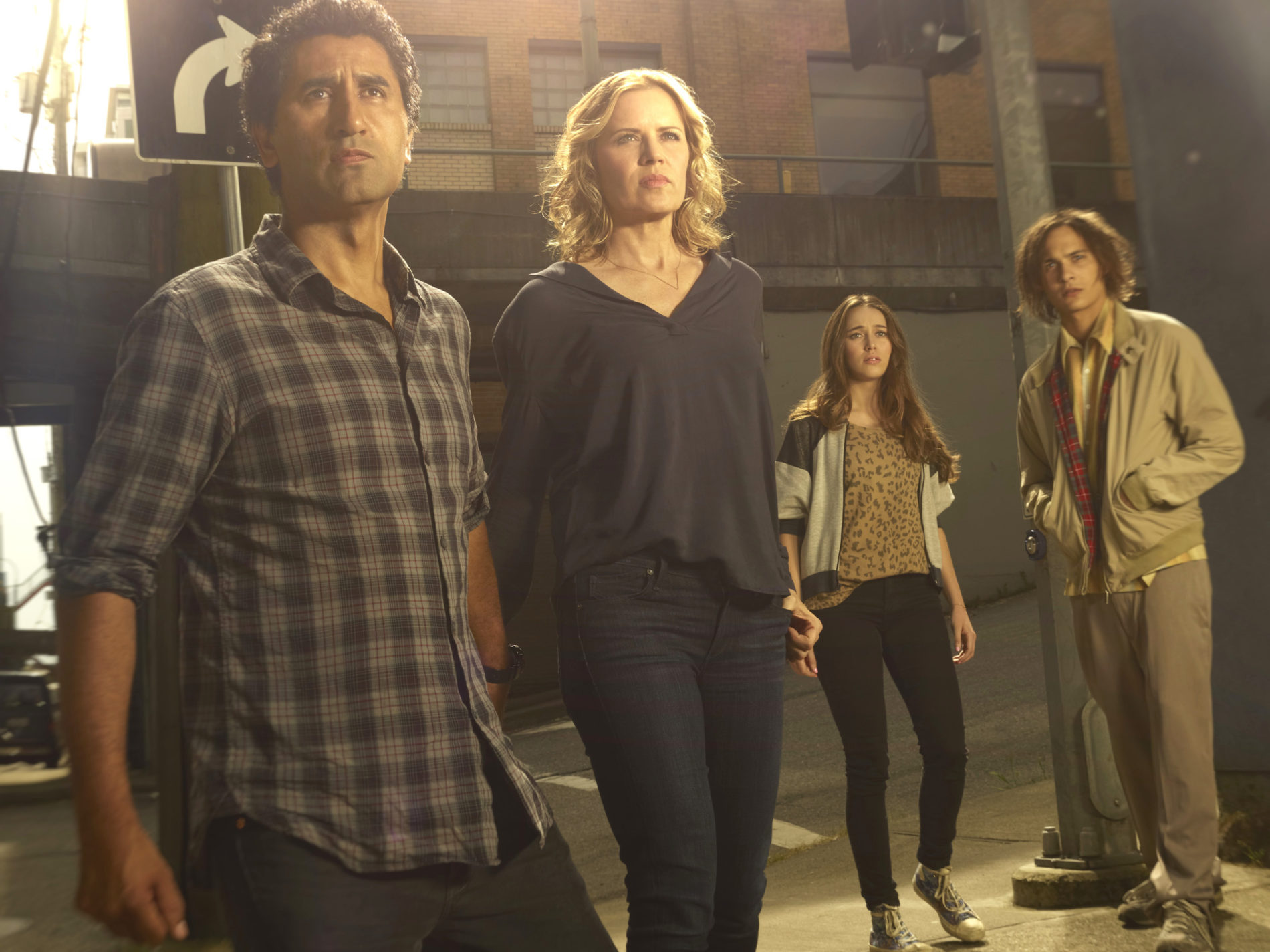 """FEAR THE WALKING DEAD"" ANUNCIA SU SEGUNDA TEMPORADA"