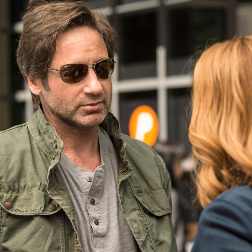 REGRESA THE X FILES POR FOX