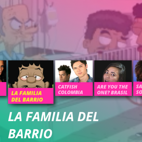 "MTV LATINOAMÉRICA  LANZA LA APP ""MTV PLAY"""