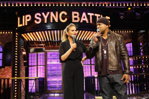 CHRISSY TEIGEN & LL COOL J