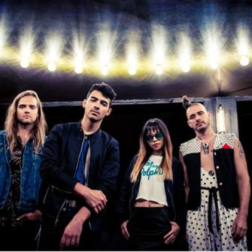 DNCE SACUDIRÁ EL ESCENARIO DE LOS  KIDS' CHOICE AWARDS US 2016