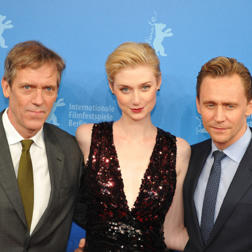 "Elizabeth Debicki, la bella en ""The Night Manager"""