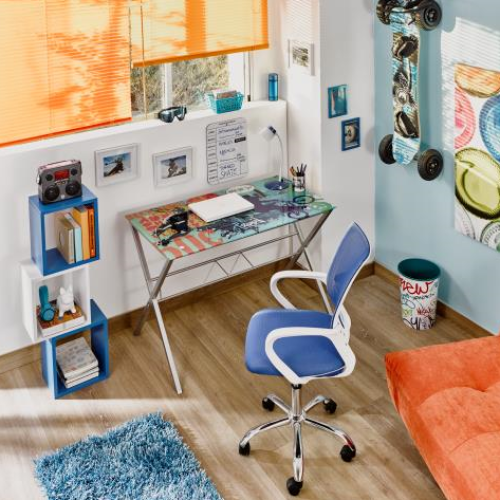 5 Tendencias para decorar y organizar su estudio