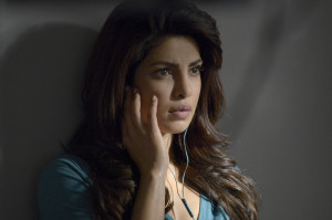 """QUANTICO - """"God"""" - The NATs learn surveillance by putting it into practice with Miranda and her troubled son, Charlie. Shelby tries to keep Caleb at a distance, but Raina opens the door to a closer relationship with Simon. In the future, Alex is helped when she tries to hack into an FBI computer, on """"Quantico,"""" SUNDAY, NOVEMBER 1 (10:01-11:00 p.m., ET) on the ABC Television Network. (ABC/Phillippe Bosse) PRIYANKA CHOPRA"""