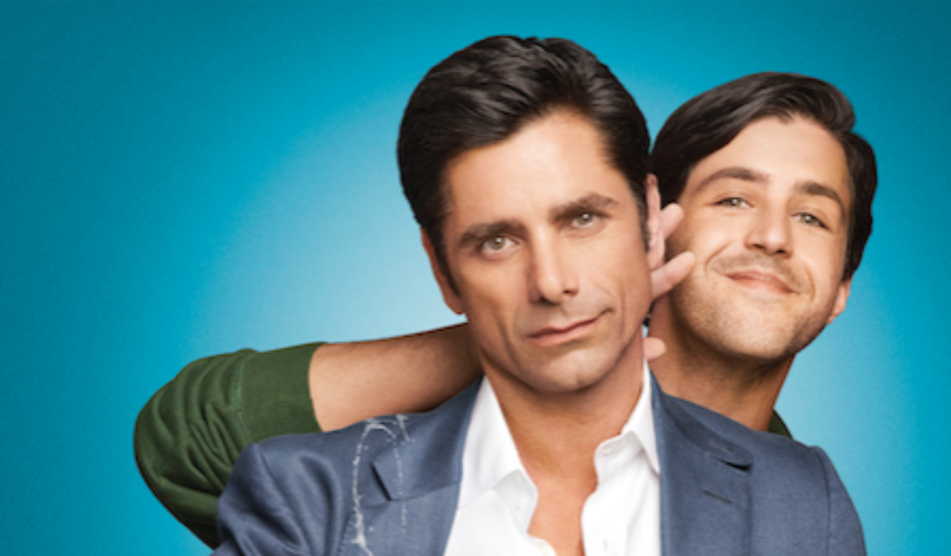CANAL SONY ESTRENA GRANDFATHERED CON JOHN STAMOS