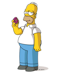THE SIMPSONS: Homer Simpson on THE SIMPSONS on FOX. THE SIMPSONS ™ and ©2008 TTCFFC ALL RIGHTS RESERVED.
