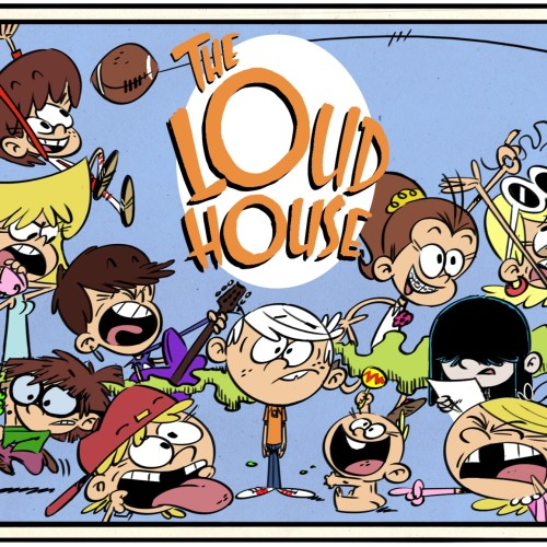 The Loud House, estreno en Nickelodeon