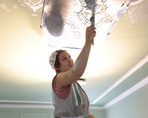 """HOME FREE: Contestant Lauren in the all-new """"Go Big or Go Holmes"""" episode of HOME FREE airing Wednesday, Aug. 26 (9:01- 10:00 PM ET/PT) on FOX.CR: Carin Baer/ FOX. © 2015 FOX Broadcasting."""