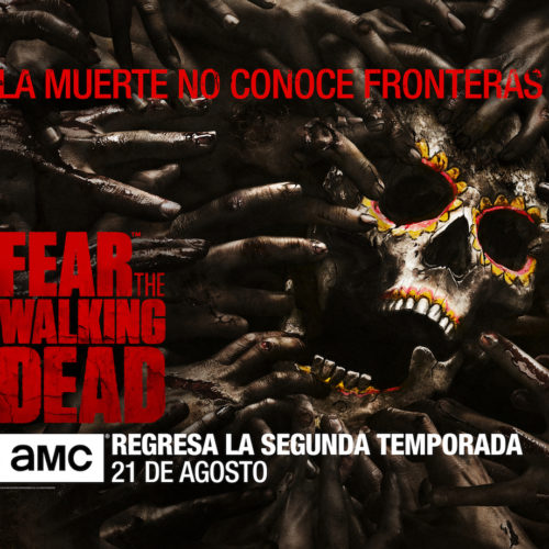 "YA VIENE LA SEGUNDA PARTE DE LA SEGUNDA TEMPORADA DE ""FEAR THE WALKING DEAD"""