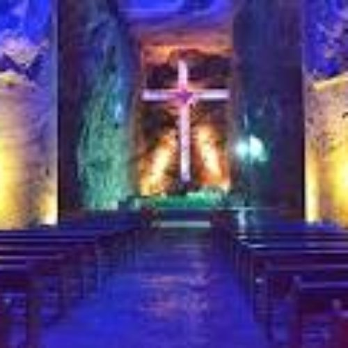The SALT CATHEDRAL of ZIPAQUIRÁ ENTERS THE EMPIRE OF THE UNUSUAL