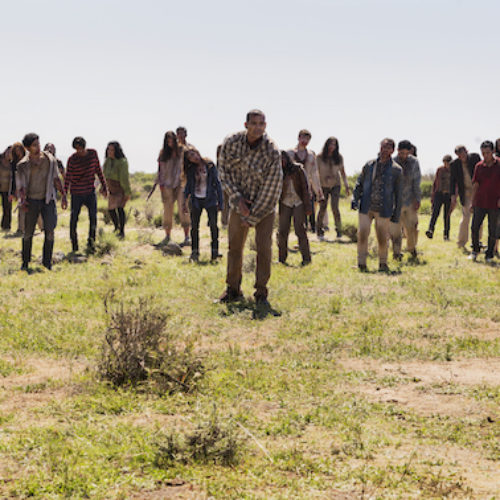 """FEAR THE WALKING DEAD"" REGRESA ESTE DOMINGO"