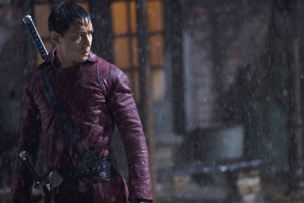 Daniel Wu as Sunny- Into the Badlands _ Season 1, Portraits - Photo Credit: James Dimmock/AMC