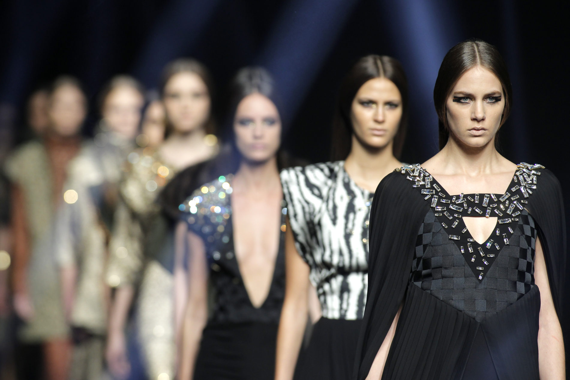 EL FASHION WEEK MADRID SE VE POR MÁS CHIC