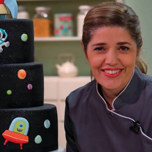 Isabel Vermal y su Pastelería de Fiesta en la pantalla de El Gourmet