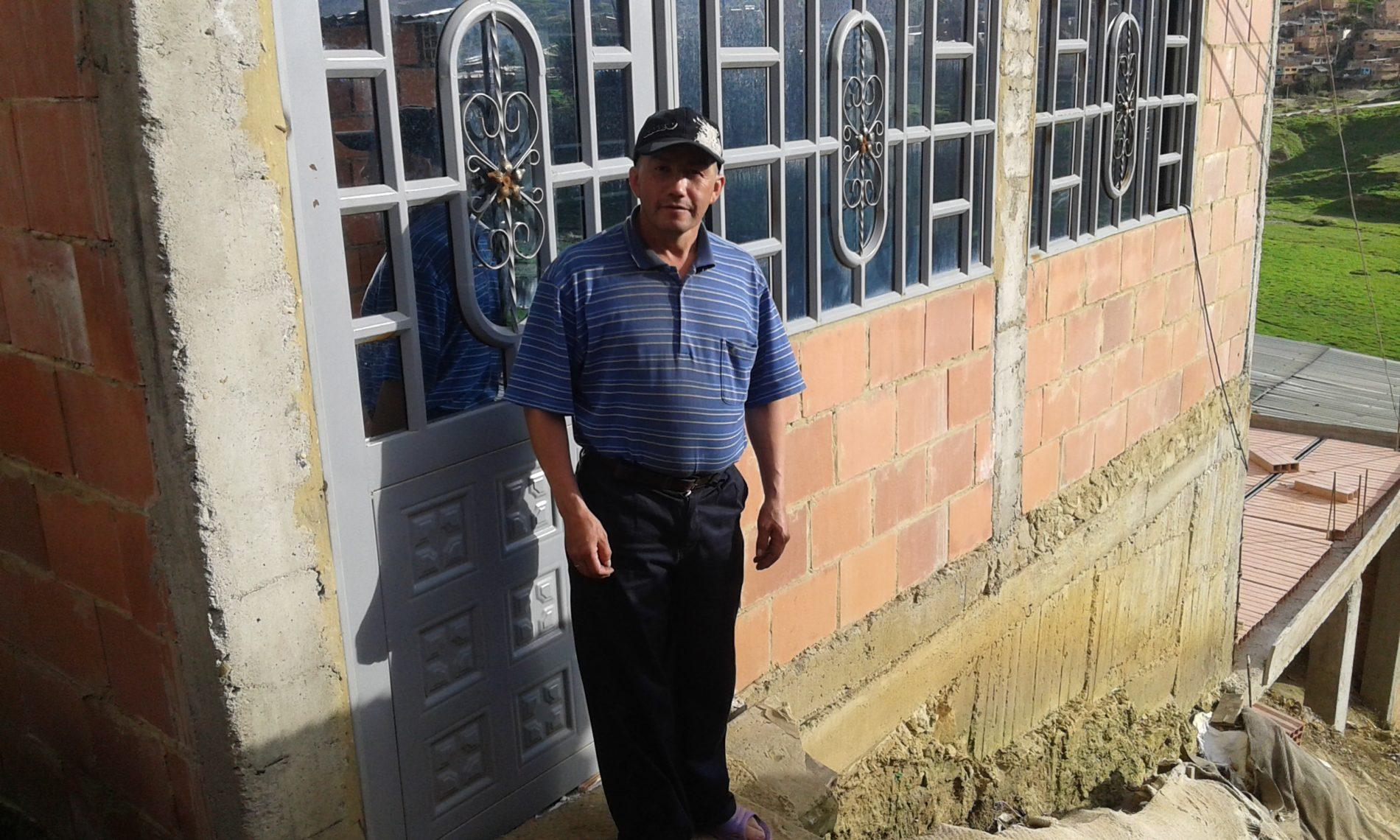 CON UN MILLÓN DE LADRILLOS SE HAN BENEFICIADO MÁS DE 640 FAMILIAS
