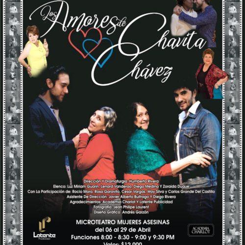 Los Amores de Chavita Chávez en Buen Viaje Teatro