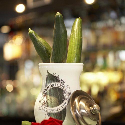 Celebra el Día Mundial del Pepino con Hendrick´s Gin