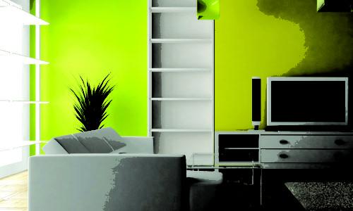 En vacaciones, renueve el color en cada espacio de su hogar