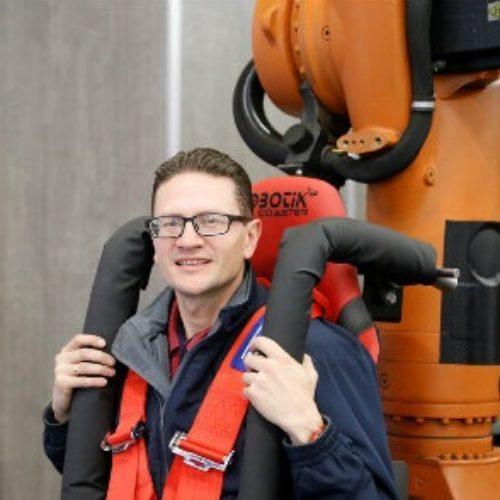 Utilización de robots permite reducción de 15 a cero en accidentalidad laboral