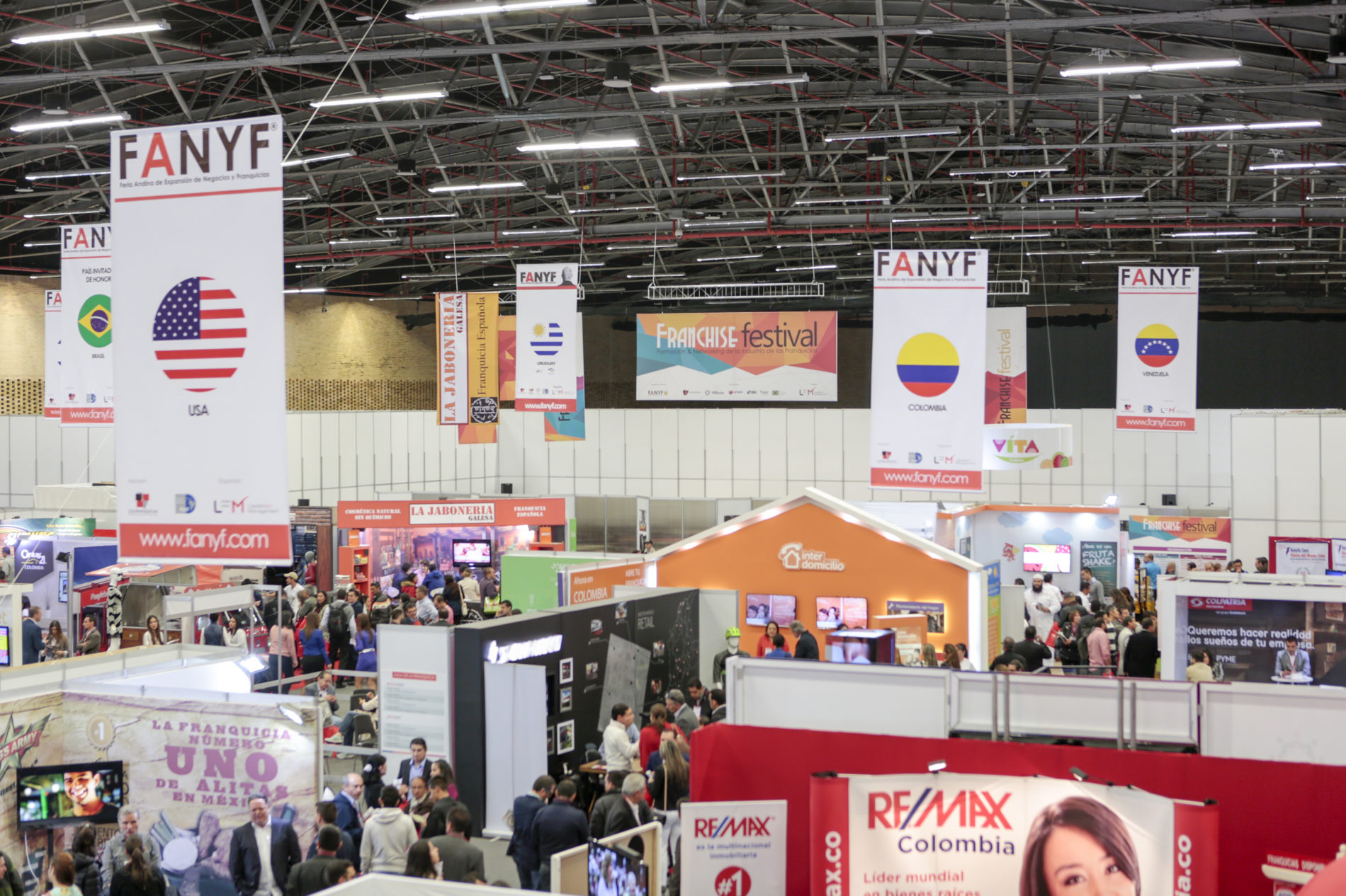 Festival de Formación en Franquicias Fanyf: la más importante actividad de capacitación en franquicias de Colombia e Iberoamérica