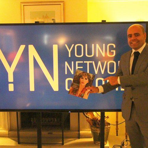 YoungNetwork Group realizó el lanzamiento de sus operaciones en Colombia