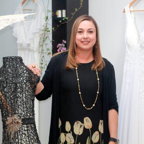 Catalina Bayona y sus vestidos de novias personalizados