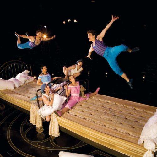 """El Cirque Du Soleil y su """"Corteo"""" llegan a Film & Arts"""