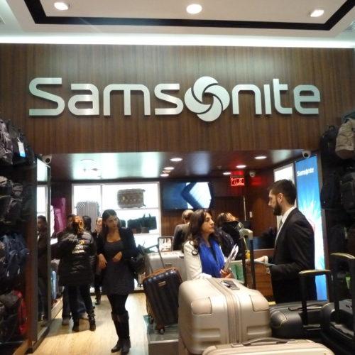 Samsonite amplía su presencia en Bogotá con la reciente apertura de tres nueva tiendas