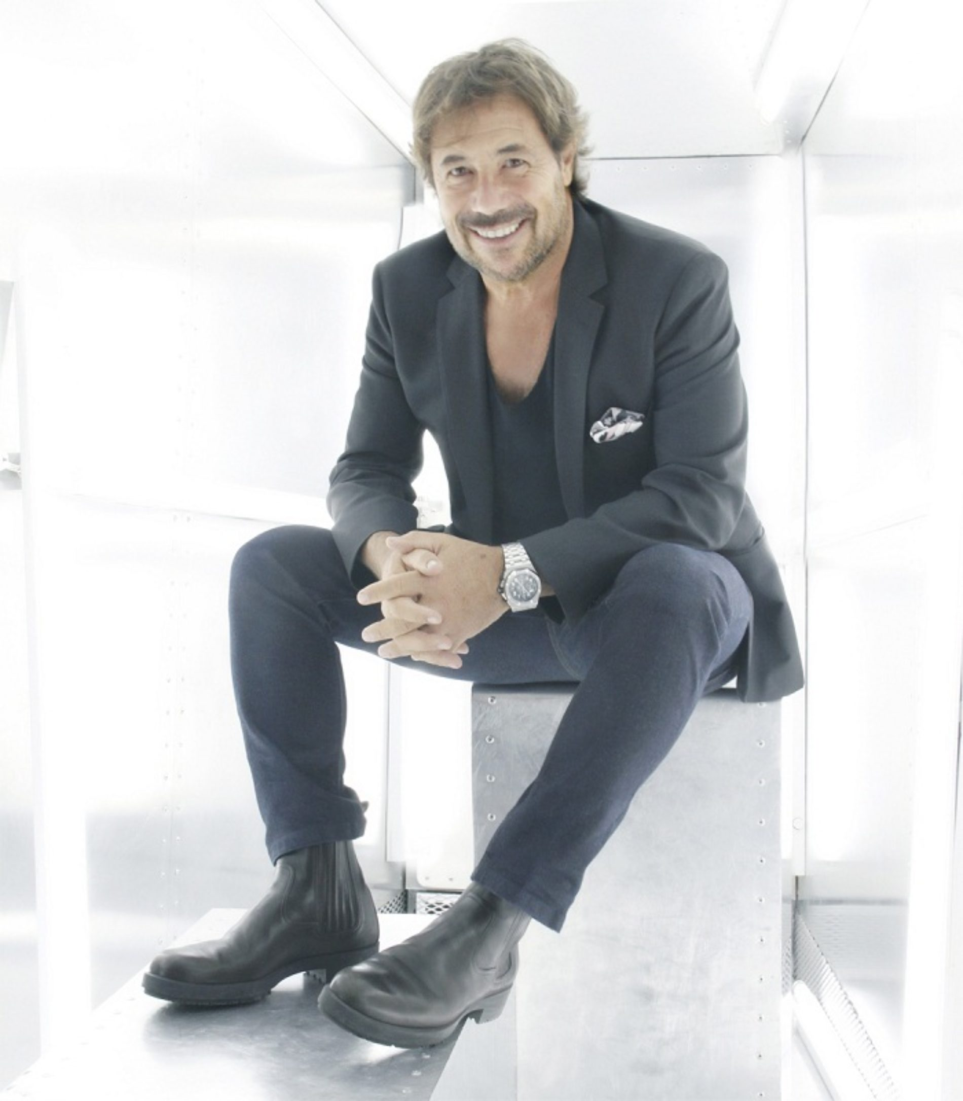 El diseñador argentino Ricky Sarkany, es el invitado internacional del IFLS+EICI