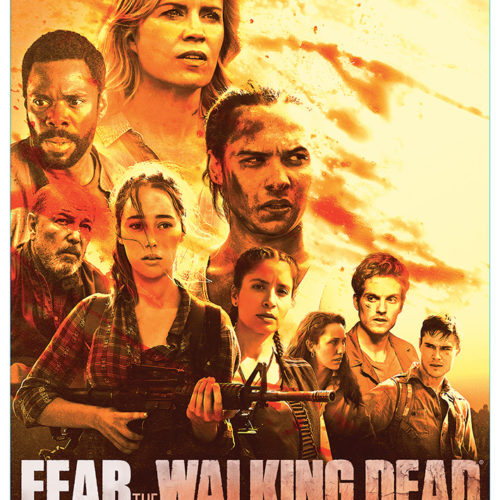 "ESTE DOMINGO, AMC ESTRENA LA SEGUNDA PARTE DE LA TERCERA TEMPORADA DE ""FEAR THE WALKING DEAD"""