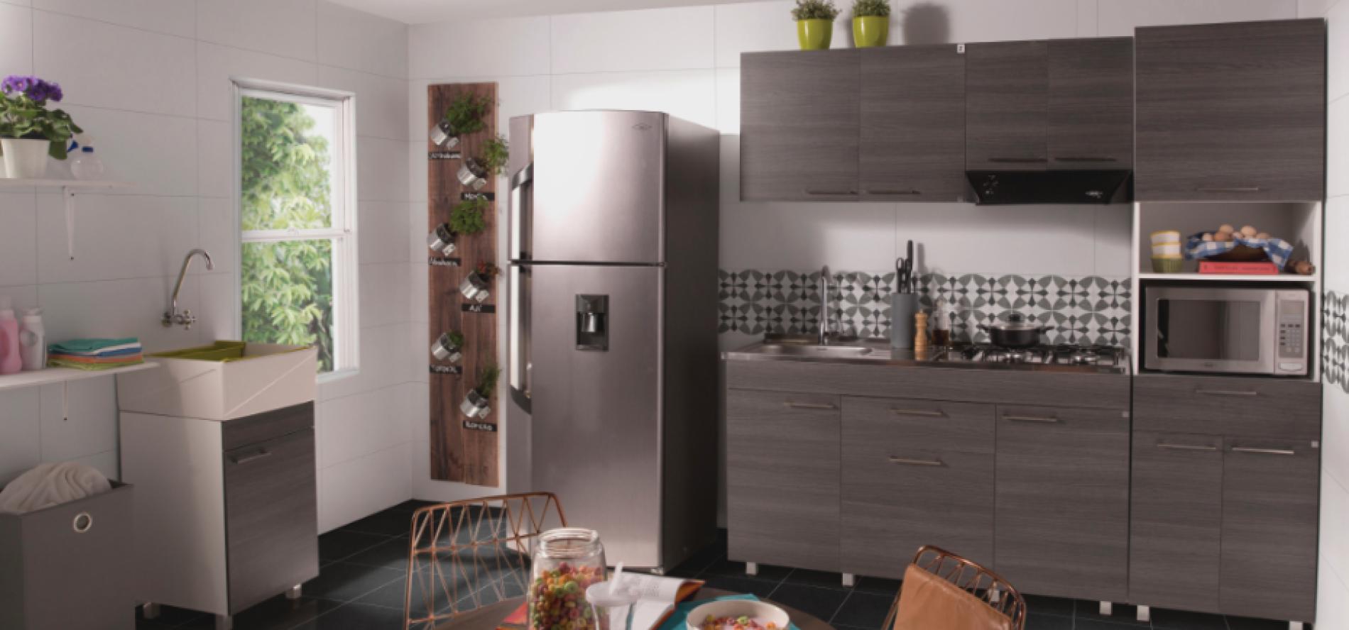Corona lanza nuevo portafolio de cocinas y lavaderos for Diseno lavadero