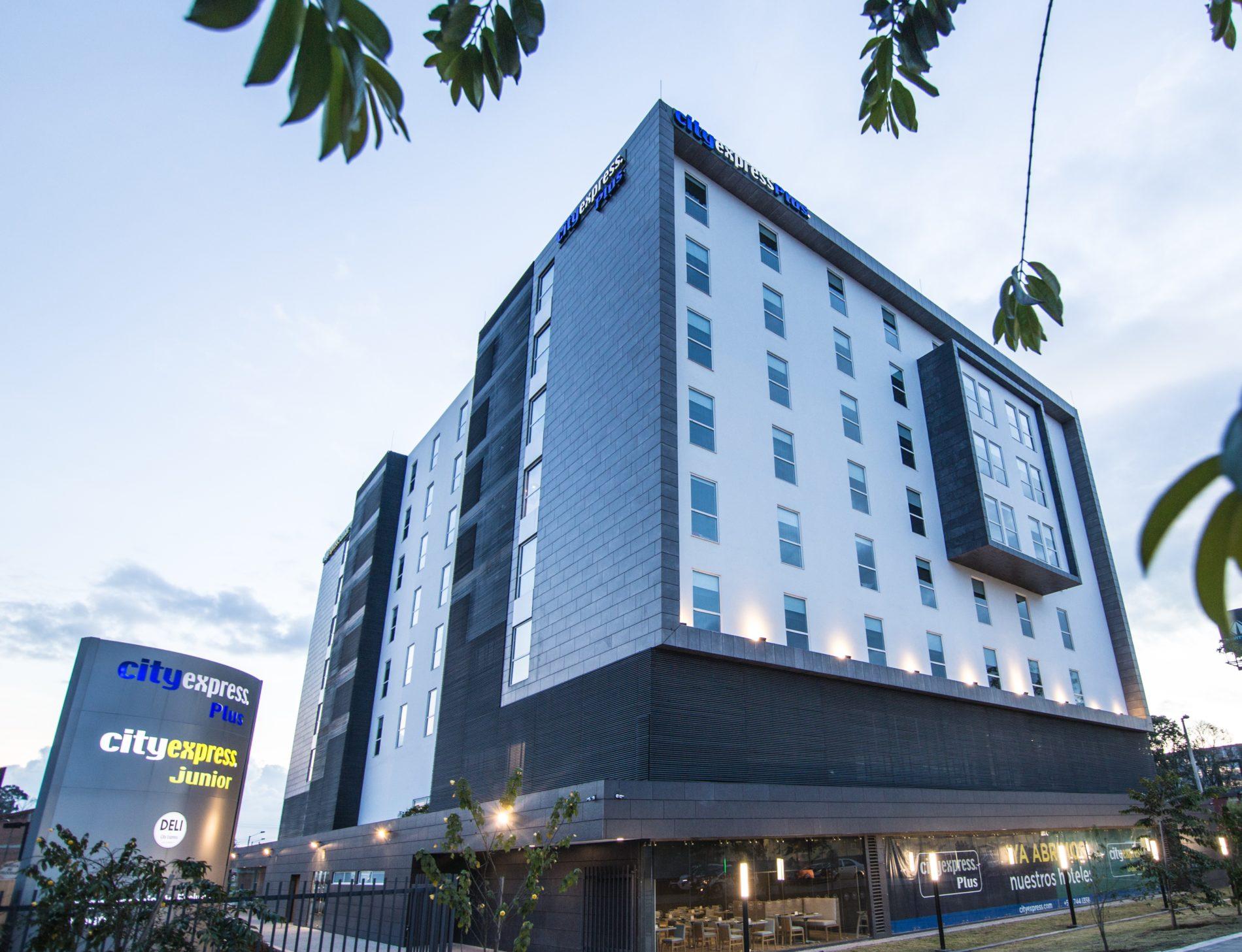 HOTELES CITY EXPRESS FORTALECE SU OPERACIÓN EN COLOMBIA