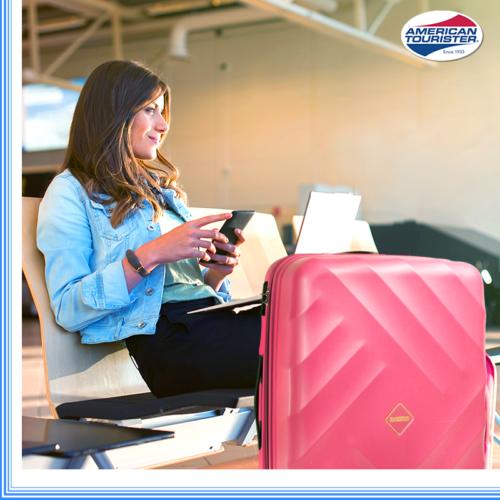Una maleta de American Tourister, el regalo perfecto en Amor y Amistad