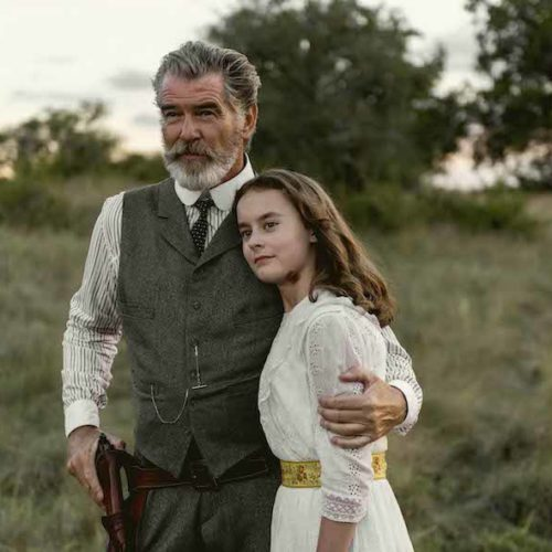 "PIERCE BROSNAN REGRESA A LA TV CON ""THE SON"""