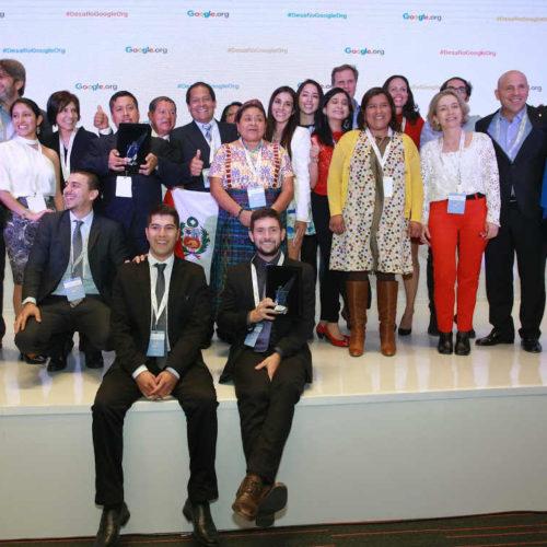 ONG Colombiana entre los tres mejores de la final regional del Desafío Google.org