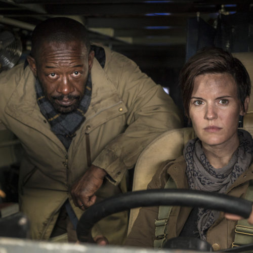 "AMC anuncia fecha de estreno de la cuarta temporada de ""Fear the Walking Dead"""