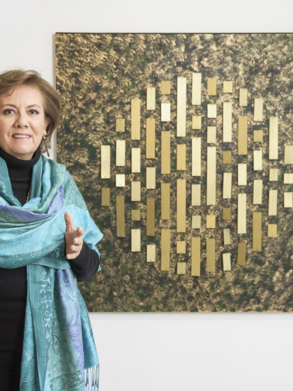 Martha Arbeláez Y SU LABORATORIO MÍSTICO DE REMEMBRANZAS