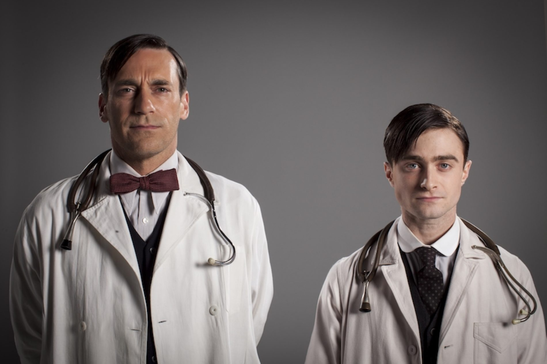 """""""A Young Doctor´s Notebook"""" con Daniel Radcliffe y Jon Hamm llega a Colombia"""